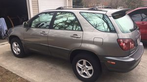 2000 Lexus rx300 AWD for Sale in Millersville, MD