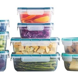 Snapware BPA-Free Plastic Storage Container Set - 38 pcs for Sale in West Covina, CA