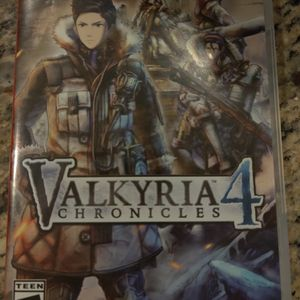 Valkyria Chronicles 4 (Nintendo Switch) for Sale in Norco, CA