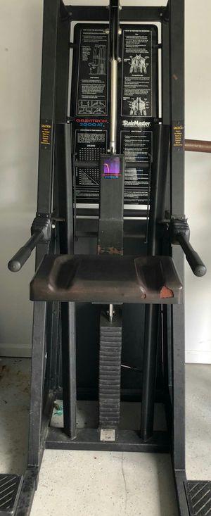 Stairmaster Gravitron 2000at Assisted Chin Dip for Sale in Atlanta, GA