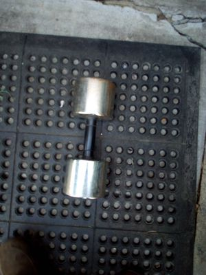 Dumbbell single 40 lbs for Sale in Stockton, CA