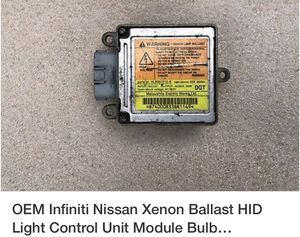 Xenon Ballast OME Nissan for Sale in San Diego, CA