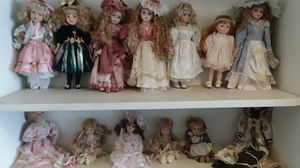 Porclien dolls for Sale in Ottumwa, IA