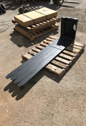 Brand New 6' Forks for a Forklift - Class 2 for Sale in North Las Vegas, NV