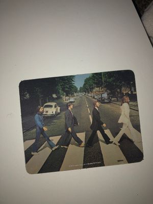 Beatles Mousepad for Sale in Canton, CT