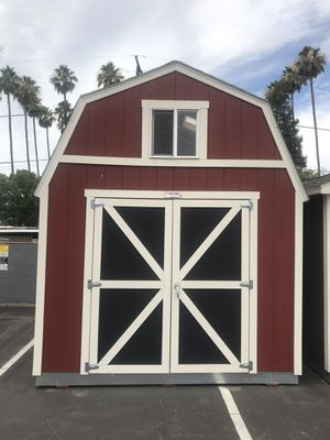 Tuff Shed we can build you your dream building for Sale in Fresno, CA