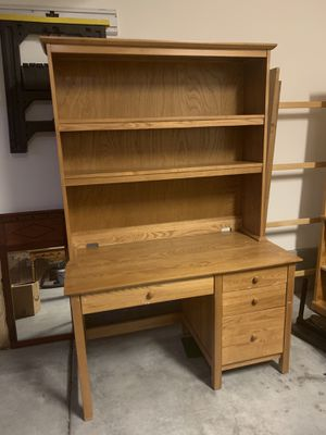 Wooden Desk for Sale in San Diego, CA