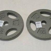 BRAND NEW 10lb 1 inch plate set for Sale in Fort Lauderdale, FL