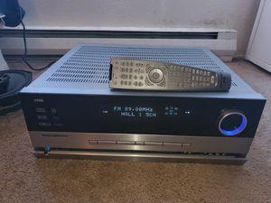 Amplificador marca Harman cardon work great 550 watts for Sale in Seattle, WA