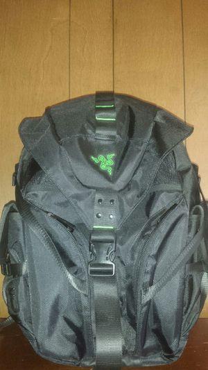 Razer mercenary FRML backpack for notebook for Sale in Sunbury, PA