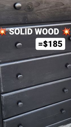 ⭐🪵 Solid Wood Chest / Madera Solida 🪵⭐ for Sale in Los Angeles,  CA