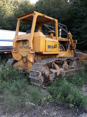 Dozer FIAT-ALLIS 16-B for Sale in Willis, MI