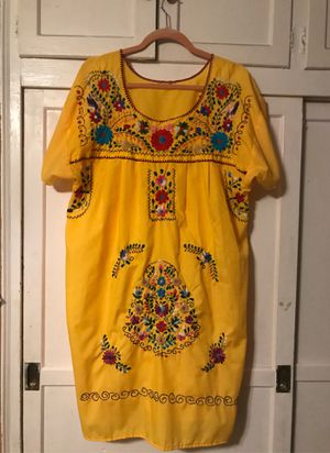 Women's Large Yellow Dress for Sale in Montebello, CA