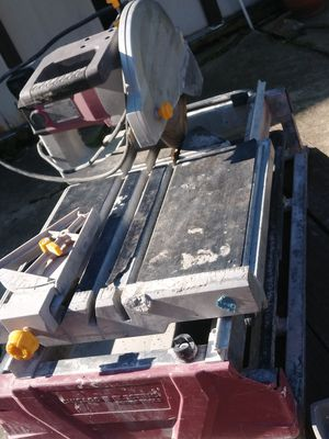 Chicago Electric table saw for Sale in Houston, TX