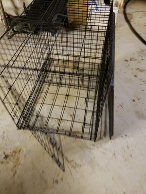 Large dog crate for Sale in South Euclid, OH