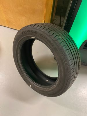 Goodyear Eagle sports all season 235/50R18 set of 4 tires for Sale in Northfield, OH