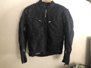 Triumph Textile motorcycle jacket for Sale in North Las Vegas, NV