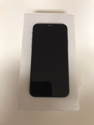 iPhone X 64gb work for CRICKET for Sale in Bingham Canyon, UT