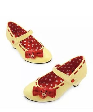 Disney Minnie Mouse costume shoes size 7 for Sale in Sacramento, CA