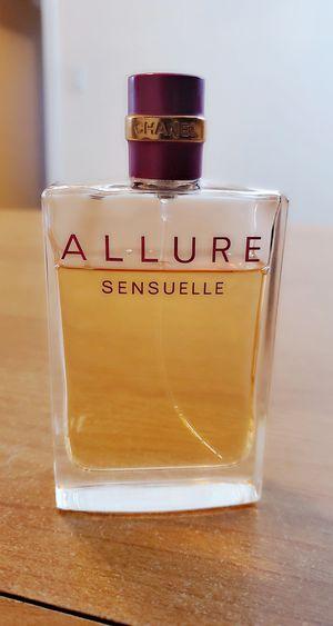 Chanel Allure Sensuelle Perfume 80% Full for Sale in Renton, WA