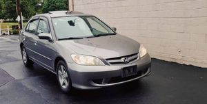 perfect condition!#^2OO5 Honda Civic for Sale in Cleveland, OH