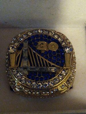 Golden State Warriors Championship Ring for Sale in BRECKNRDG HLS, MO