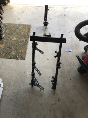 Bike rack (4 bikes) Everything works perfect for Sale in Modesto, CA