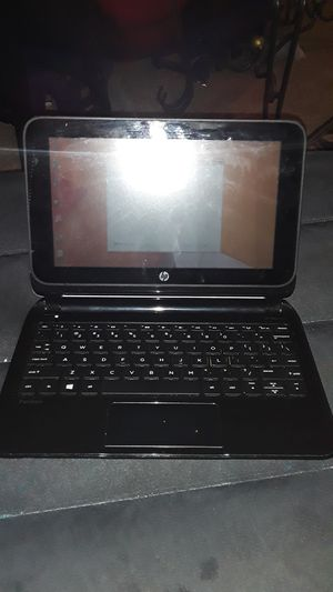 HP Pavilion 10 Touchsmart Notebook pc 10-e010nr for Sale in Chicago, IL
