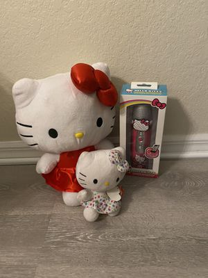Hello Kitty bundle set for Sale in North Port, FL
