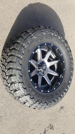 Jeep Wrangler wheels & tires for Sale in Denver, CO