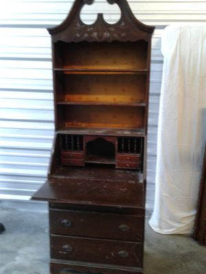 Antique secretary desk for Sale in Aurora, CO