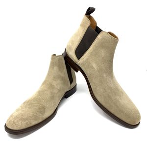 Aldo Marq-R-37 Mens Tan Chelsea Boots Sz 10 for Sale in Elk Grove, CA
