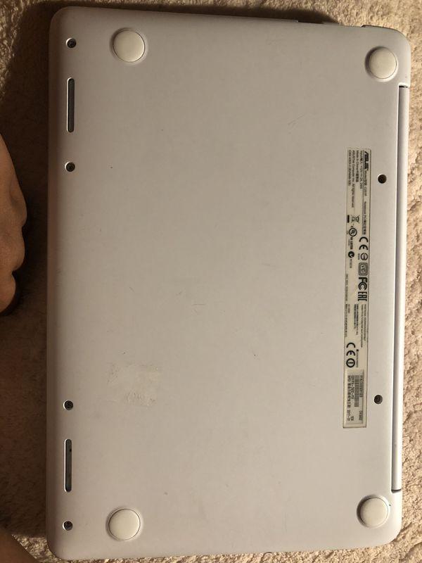 ASUS chromebook OS