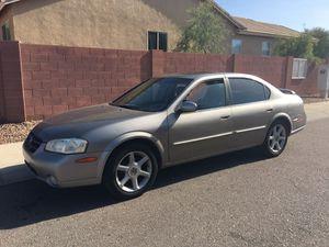 2001 Nissan Maxima for Sale in Laveen Village, AZ