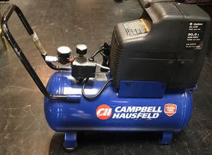 Campbell Hausfeld 8 Gallon Oil Free Air Compressor for Sale in Palos Park, IL
