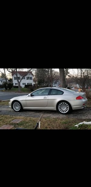 2009 bmw 650i sport package for Sale in Rockville, MD
