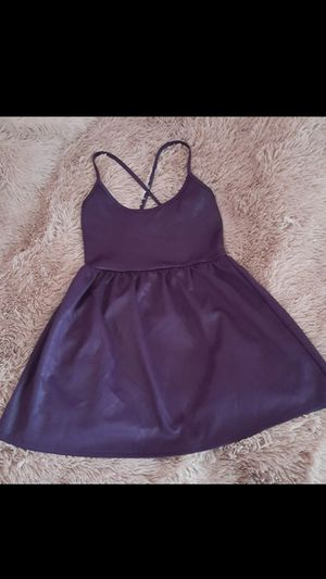 Purple dress. Junior size M for Sale in Phoenix, AZ