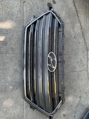 2016 2017 Hyundai Elantra grill for Sale in San Bernardino, CA