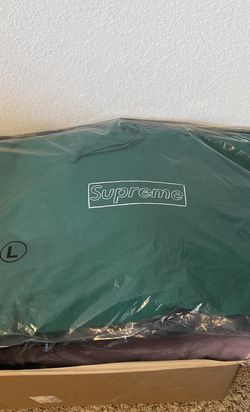 Supreme Kaws chalk bogo Sweatshirt - New Pine Green Large for Sale in Anaheim,  CA