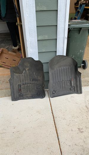 Jeep Grand Cherokee WeatherTech front seat mats for Sale in Fall City, WA