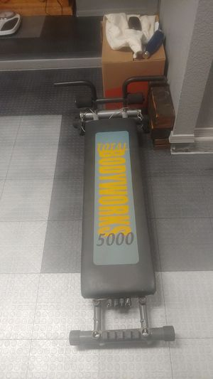 Body works 5000 for Sale in El Paso, TX
