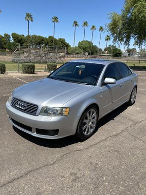 2004 audi a4 quattro ultra sports package for Sale in Scottsdale, AZ