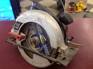 """Skil circular saw 7-1/4"""" skilsaw - price is firm for Sale in Columbus, OH"""