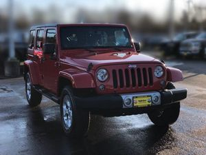 2014 Jeep Wrangler for Sale in Monroe, WA