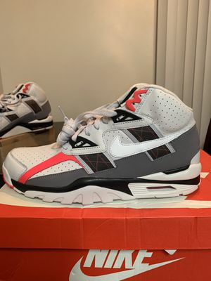 Nike Air Trainer SC High Vast Grey Men's Shoes Size-12 for Sale in San Diego, CA