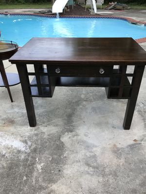 Antique inkwell desk for Sale in Arnold, MD