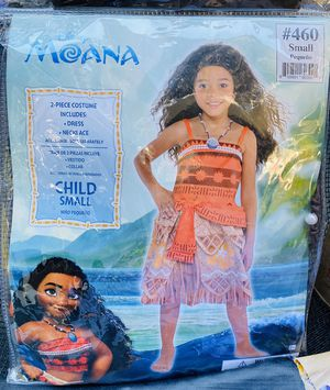 Moana Costume. for Sale in Miami, FL