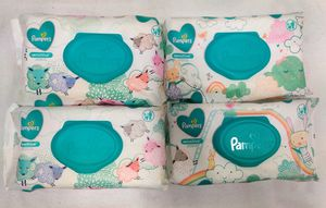 Pampers baby wipes each for $3 for Sale in Gardena, CA