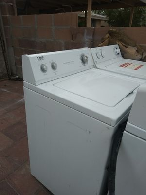 WACHER WHIRLPOL. MAYTAG OR ROPER HEAVY DURY SUPER CAPACITY WORKING EXELENT for Sale in Las Vegas, NV