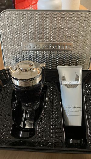 Invictus Paco Rabanne cologne and shampoo for Sale in Los Angeles, CA